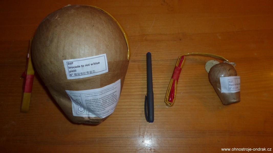 Kulová puma 150 a 50 mm