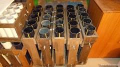 sestavy moždířů 100 mm
