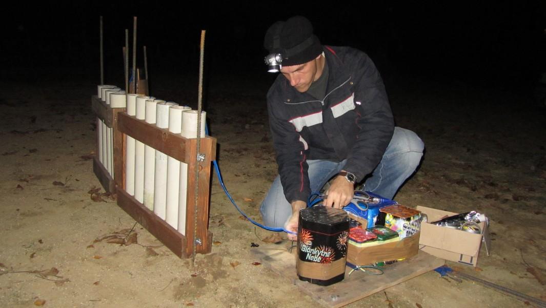 Využití komunikační trubice jako svod mezi kompakty a kulovými pumami