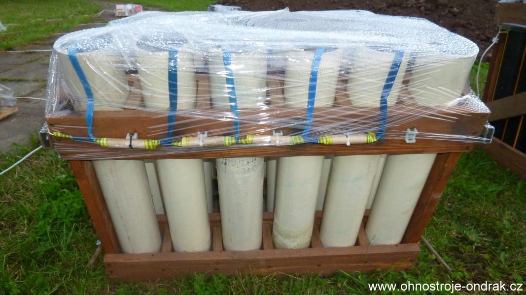 Zpožďovače použité u kulových pum ráže 75 mm